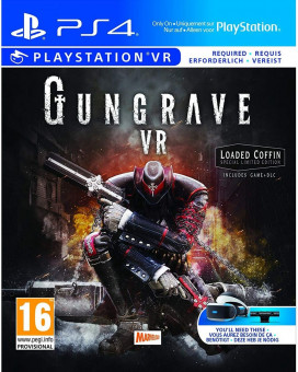 PS4 Gungrave VR - 'Loaded Coffin Edition' (VR Required)