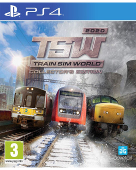 PS4 Train Sim World 2020 - Collector's Edition