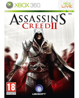 XB360 Assassin's Creed 2 - Game of the Year