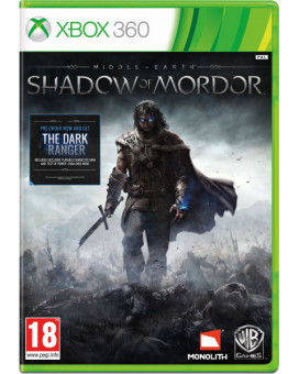 XB360 Middle Earth - Shadow Of Mordor