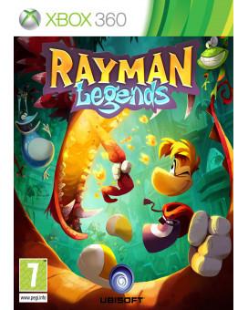 XB360 Rayman Legends