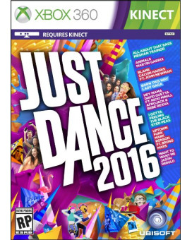 XB360 Just Dance 2016