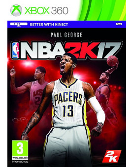 XB360 NBA 2K17