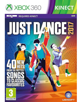 XB360 Just Dance 2017