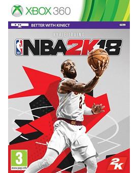 XB360 NBA 2K18