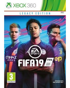 XB360 FIFA 19 - Legacy Edition
