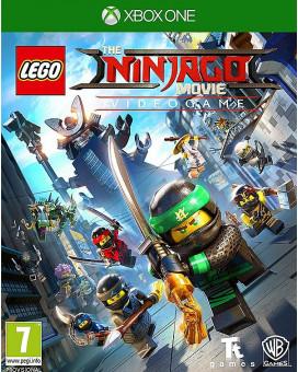 XBOX ONE Lego The Ninjago Movie