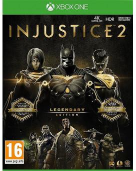 XBOX ONE Injustice 2 - Legendary Edition