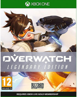 XBOX ONE Overwatch Legendary Edition