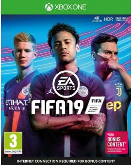 AKCIJA XBOX ONE FIFA 19