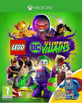XBOX ONE LEGO Super Villains - Deluxe Edition