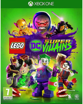 XBOX ONE LEGO Super Villains