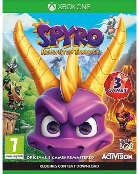 AKCIJA XBOX ONE Spyro Trilogy Reignited