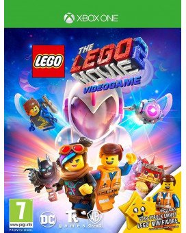 XBOX ONE The Lego Movie Videogame 2 - Toy Edition