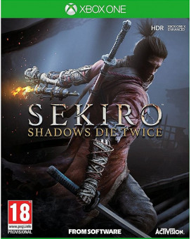 XBOX ONE Sekiro - Shadows Die Twice