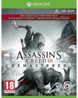 XBOX ONE Assassin's Creed 3 & Liberation HD Remastered
