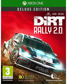 XBOX ONE Dirt Rally 2.0 - Deluxe Edition