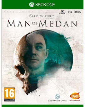 XBOX ONE The Dark Pictures Antology - Man Of Medan