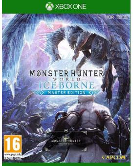 AKCIJA XBOX ONE Monster Hunters - World Iceborn - Master Edition