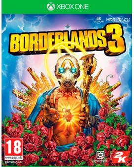 XBOX ONE Borderlands 3