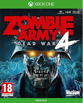 XBOX ONE Zombie Army 4 - Dead War