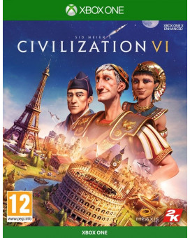 XBOX ONE Sid Meier's Civilization 6