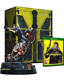 XBOX ONE Cyberpunk 2077 Collectors Edition