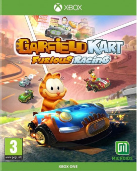 XBOX ONE Garfield Kart - Furious Racing