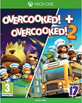 XBOX ONE Overcooked + Overcooked 2 Double Pack