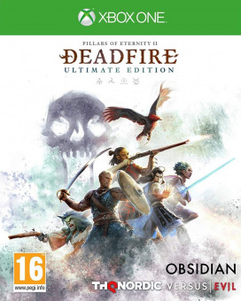 XBOX ONE Pillars Of Eternity 2 - Deadfire - Ultimate Edition