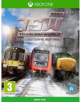 XBOX ONE Train Sim World 2020 - Collector's Edition