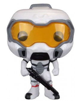 Bobble Figure Doom POP! - Doom Marine ( Hazmat Astronaut )