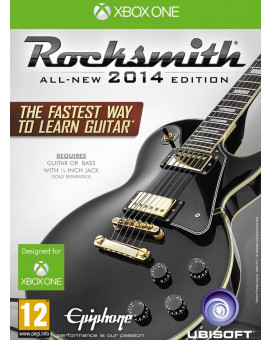 XBOX ONE Rocksmith 2014 Bundle with Cable