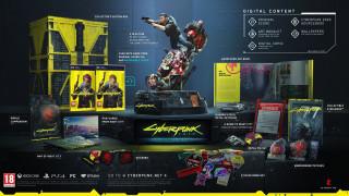 PCG Cyberpunk 2077 Collectors Edition