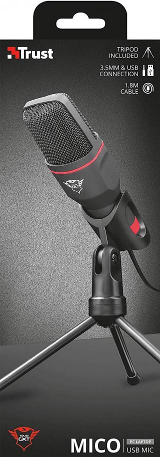 Mikrofon Trust GXT 212 Mico