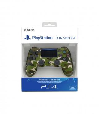 Gamepad Sony Dualshock 4 - Camo Green
