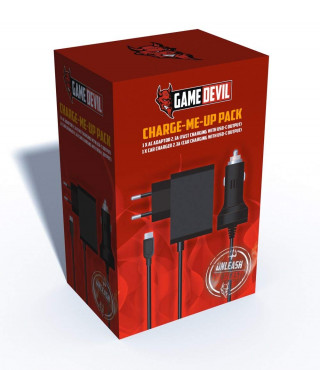 Charge Me Up Pack GameDevil