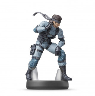 Amiibo Super Smash Bros - Snake
