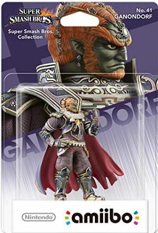 Amiibo Super Smash Bros - Ganondorf No. 41