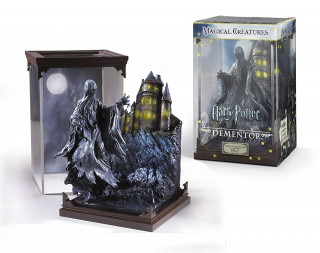Statue with Diorama Harry Potter Magical Creatures - Dementor