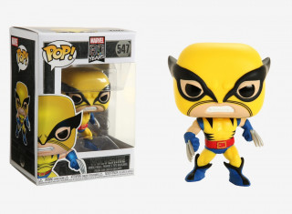 Bobble Figure Marvel 80th POP! - First Appearance Wolverine