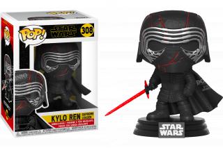 Bobble Figure Star Wars E9 POP! - Kylo Ren Supreme Leader