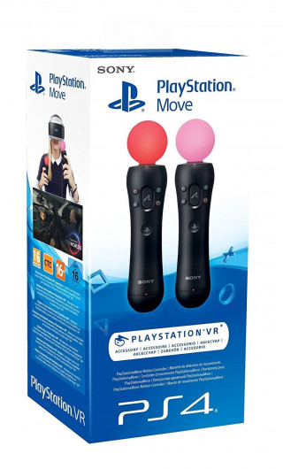 Playstation Move Motion Twin Pack
