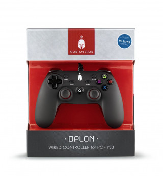 Gamepad Spartan Gear Oplon - Black