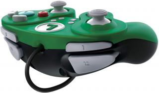 Gamepad PDP Wired Fight Pad Pro - Super Mario - Luigi