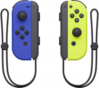 Gamepad Joy-Con Pair Blue/Neon Yellow