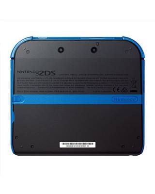 Konzola Nintendo 2DS Black & Blue + New Super Mario Bros. 2