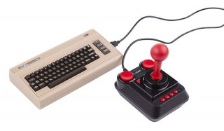 Konzola The C64 ( Commodore 64 ) Mini