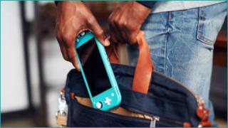 Konzola Nintendo Switch Lite - Yellow