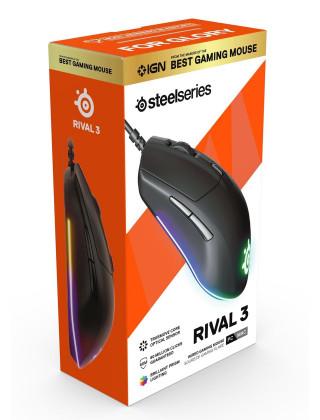 Miš SteelSeries RIVAL 3